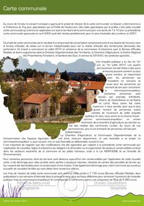 Bulletin municipal Raucoules par Fabrice Beauvois • Studio Sourisdom