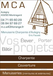 Encart publicitaire MCA par Fabrice Beauvois • Studio Sourisdom