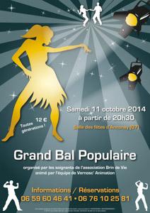 Création d'affiche par le graphiste Fabrice Beauvois • Studio Sourisdom