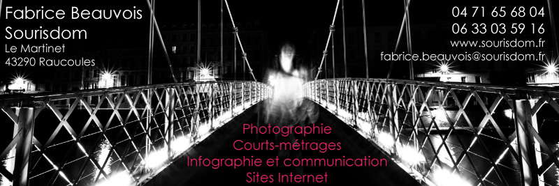 Fabrice Beauvois - Sourisdom : Photographie, infographie et communication, sites internet