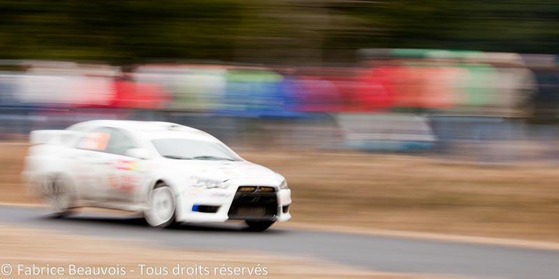 Rallye de Monte Carlo 2011 à Saint Bonnet le Froid