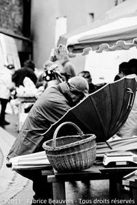 Reportage photographique Fabrice Beauvois Foire aux Champignons 2011 Saint Bonnet le Froid