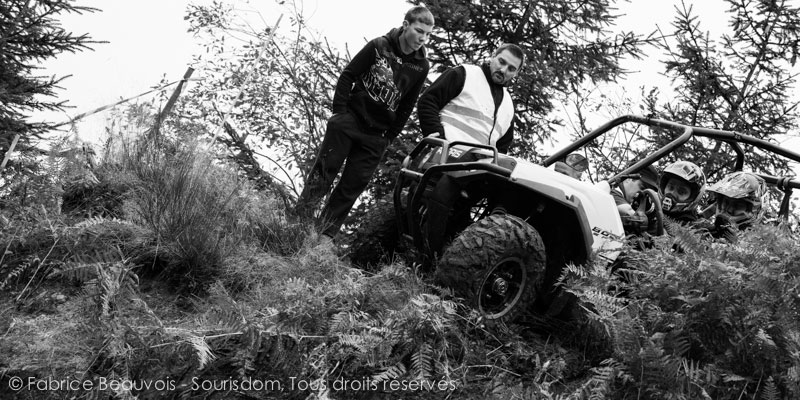 Fabrice Beauvois - Sourisdom, photographies du trial 4x4 de la rialle 2012