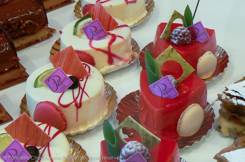 Pâtisserie Chocolaterie Pépin à Lyon