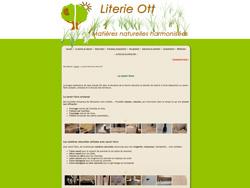 Literie Ott, matières naturelles harmonisées