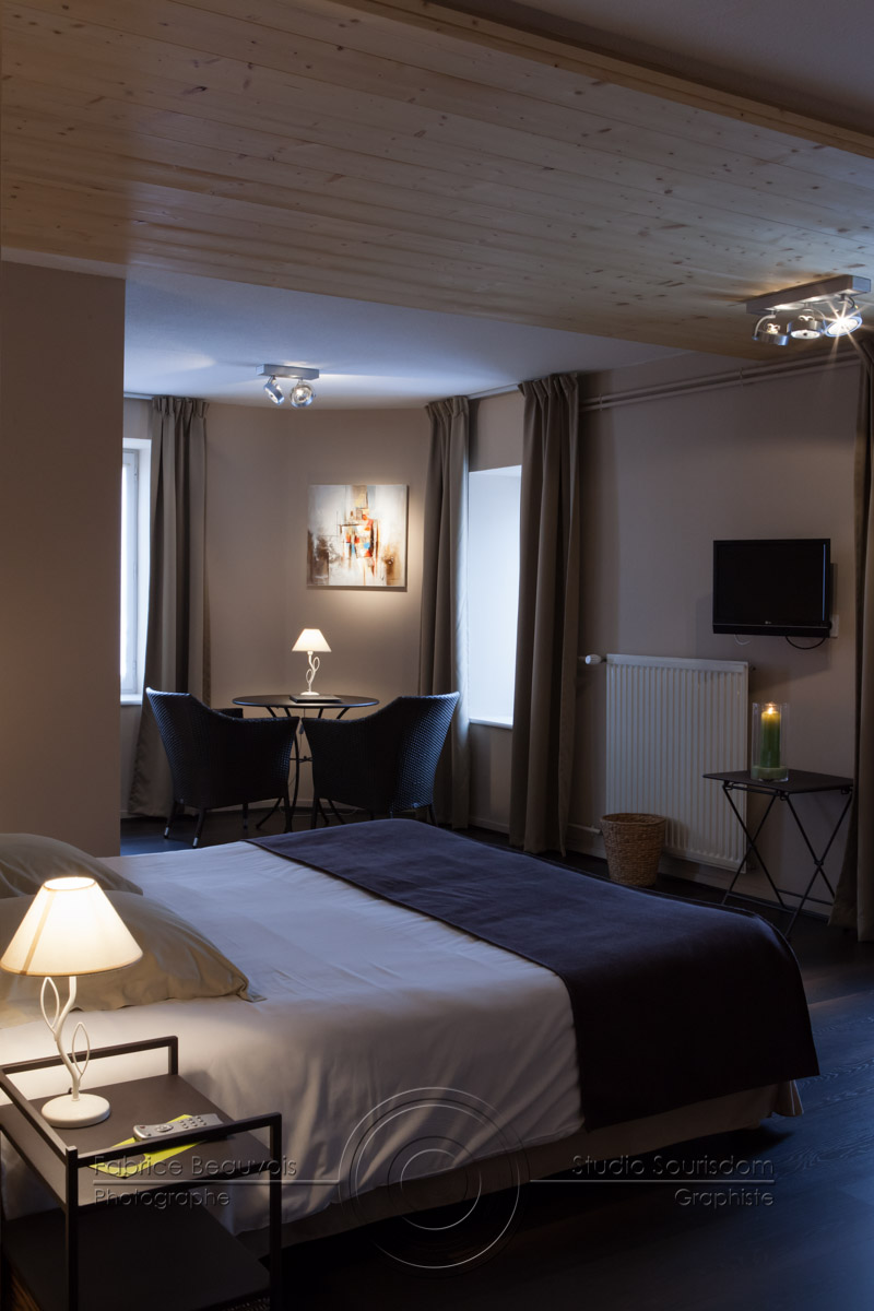 Hôtel Restaurant Le Fort du Pré (43) par Fabrice Beauvois • Studio ...
