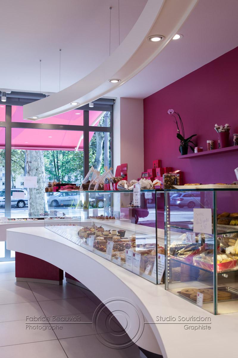 Entreprises, artisans et institutionnels Pâtisserie Chocolaterie Pépin  quartier Charlemagne (Lyon) par © Fabrice