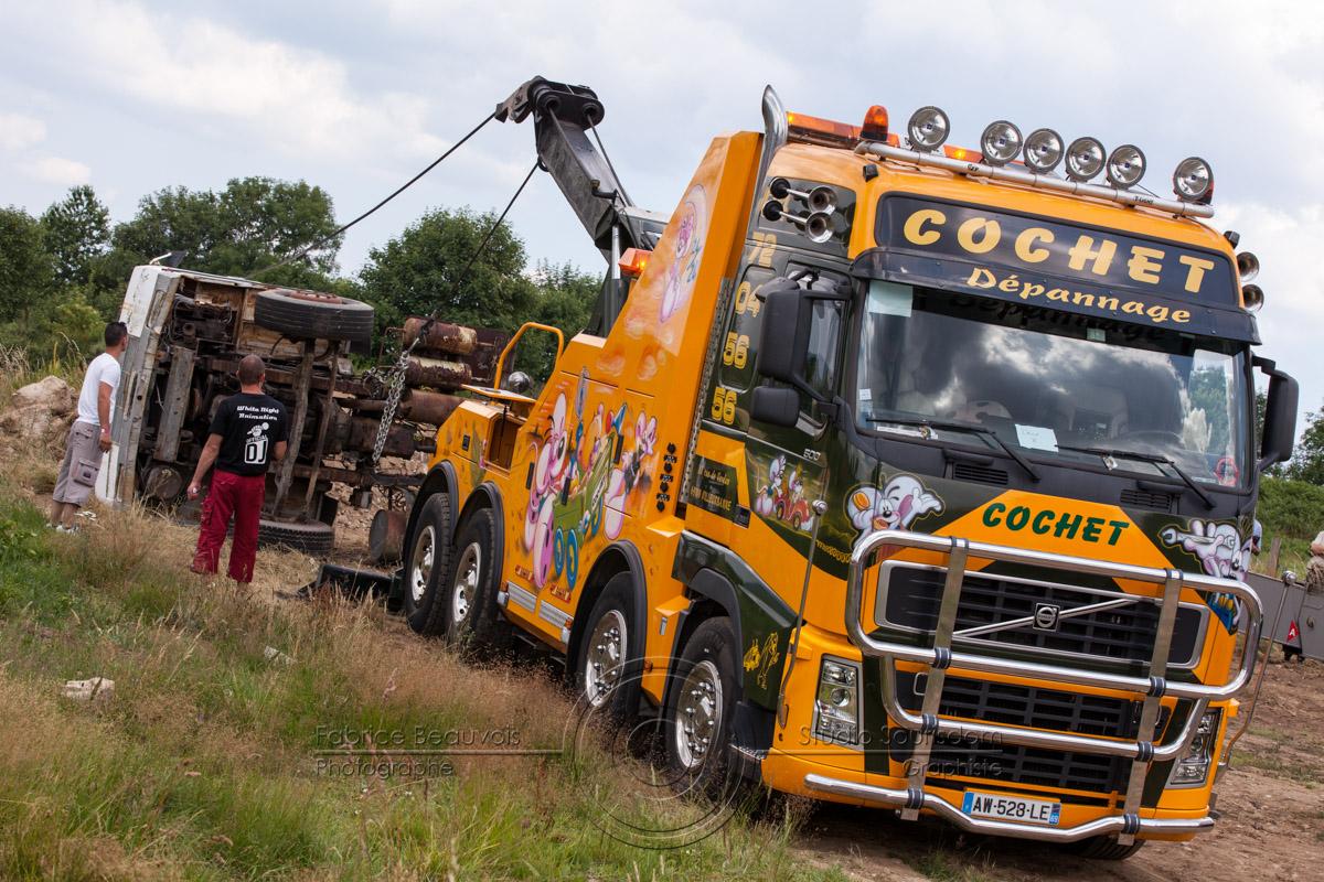 Camion Tuning tuning camion à raucoules en juillet 2013 par fabrice beauvois