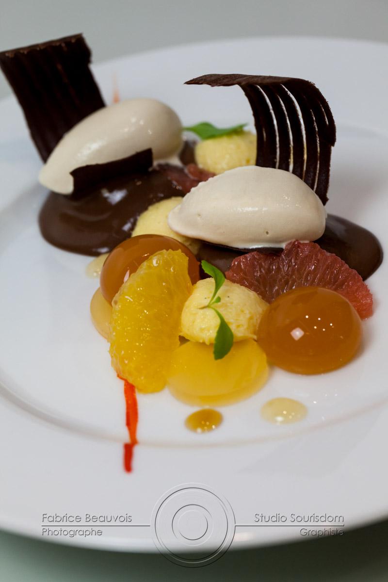 desserts l 39 assiette concours sensibilit gourmande sirha. Black Bedroom Furniture Sets. Home Design Ideas
