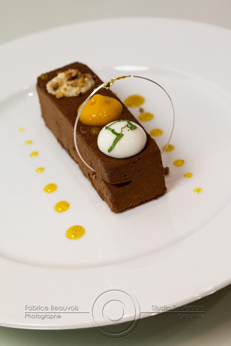 Desserts à l\'assiette concours Sensibilité Gourmande Sirha 2013 par ...